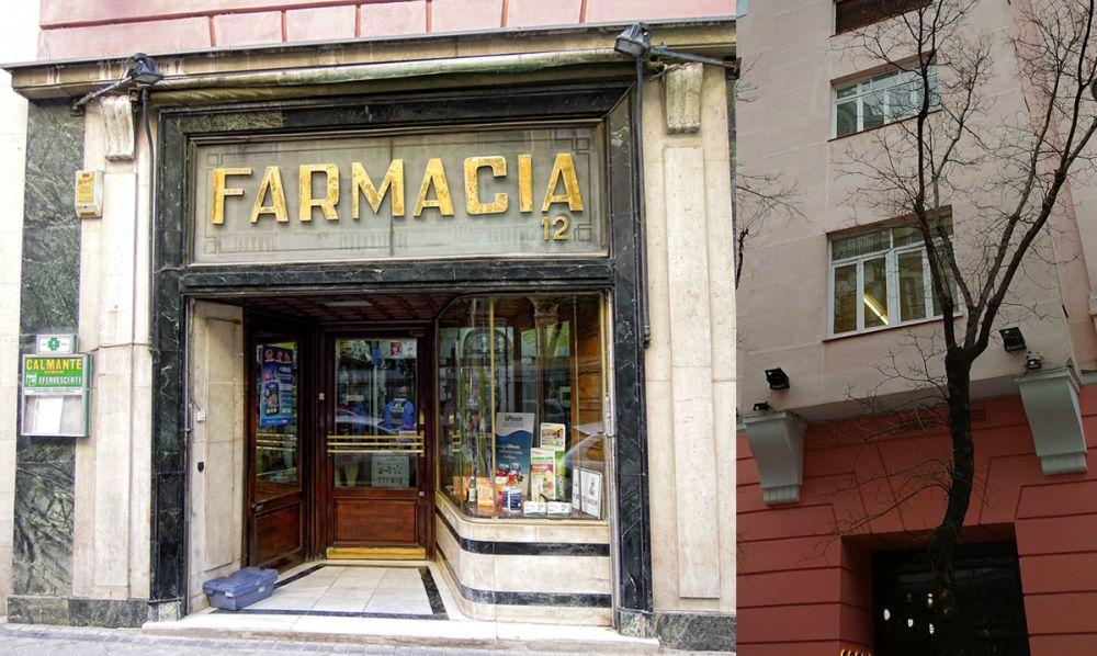 Comercio Art Decó en Madrid