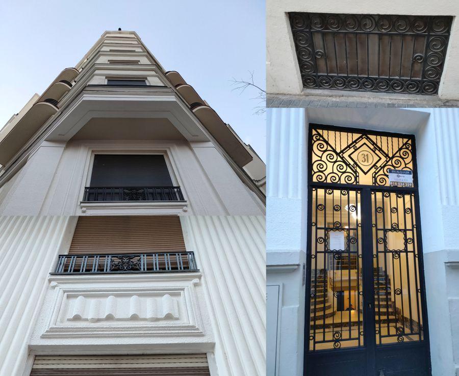 Edificios destacados del Madrid Art Decó en Chamberí