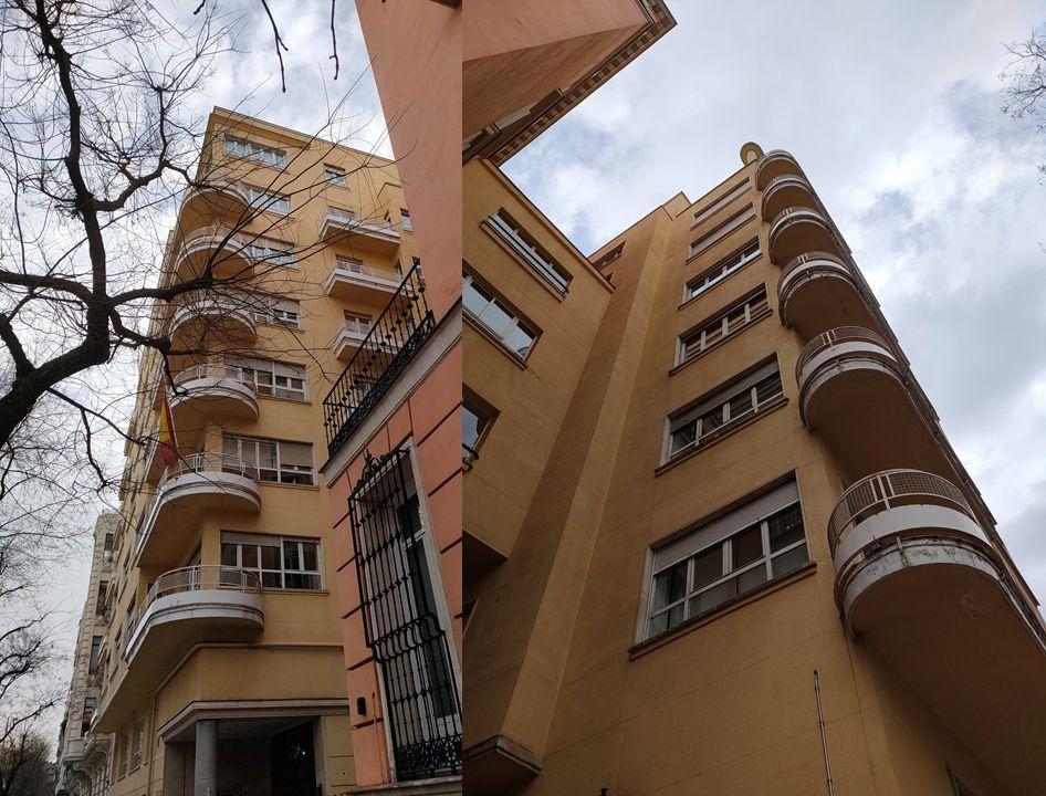 Elegante Art Decó racionalista en Madrid