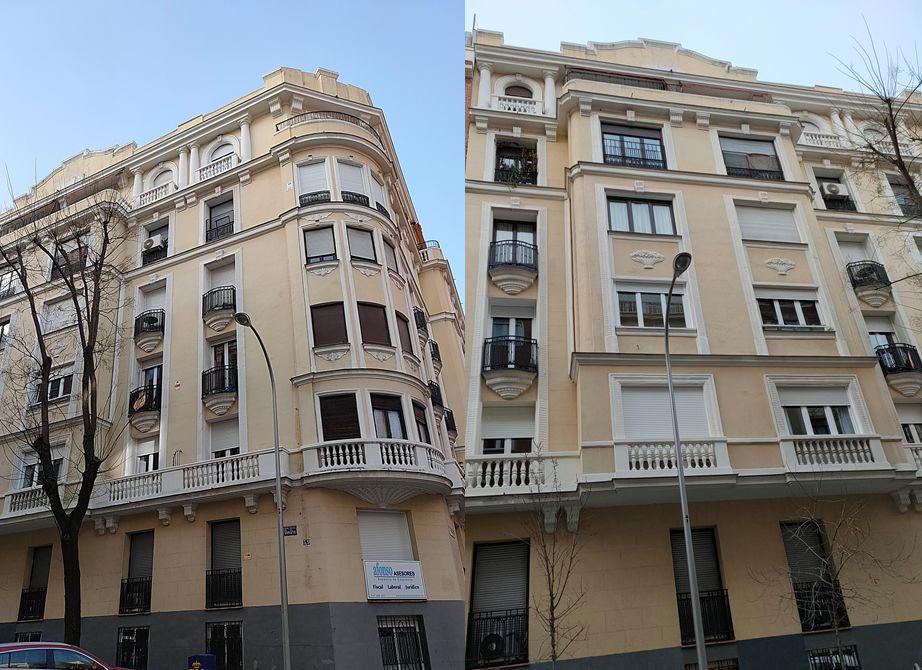 Elegante Madrid Art Decó en Modesto Lafuente