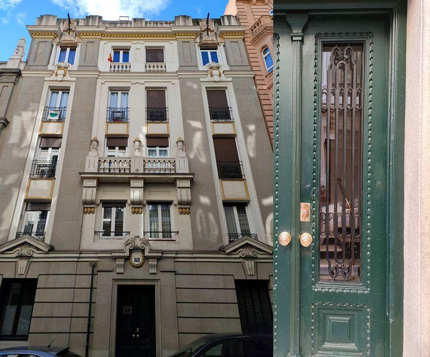 Españoleto 26 es Madrid Art Decó