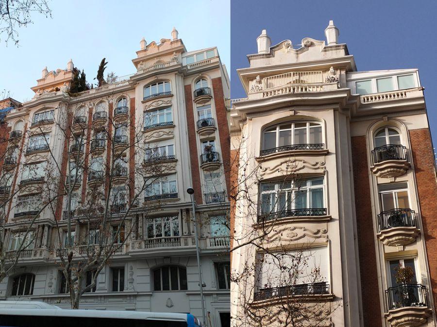 Fascinante Madrid Art Decó en Martínez Campos 21