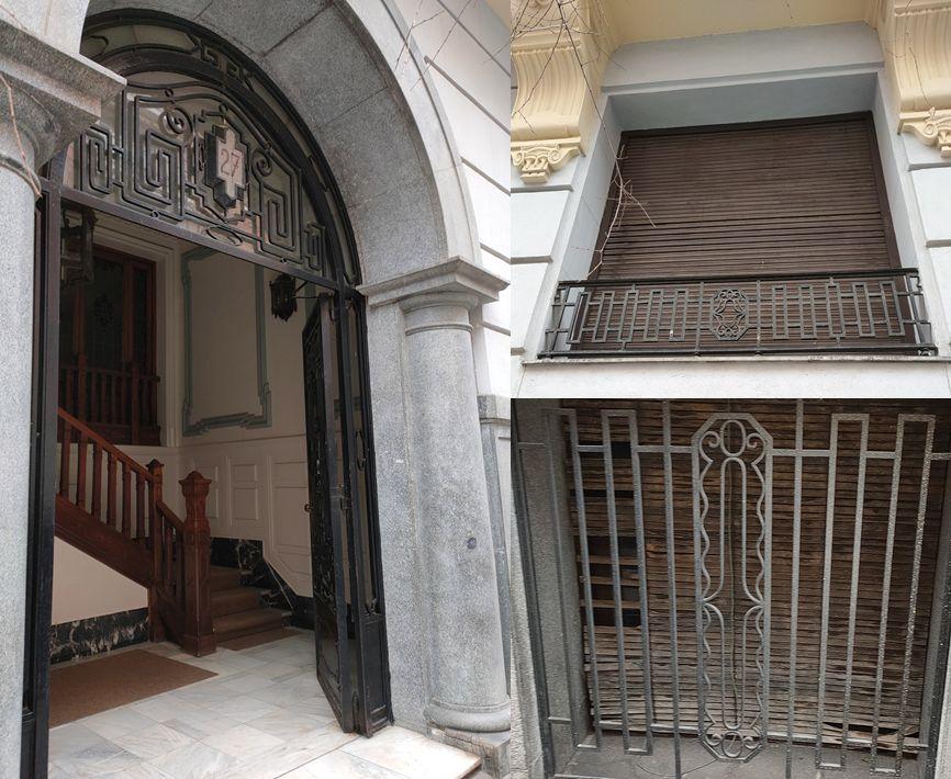 Fortuny 27 es Madrid Art Decó