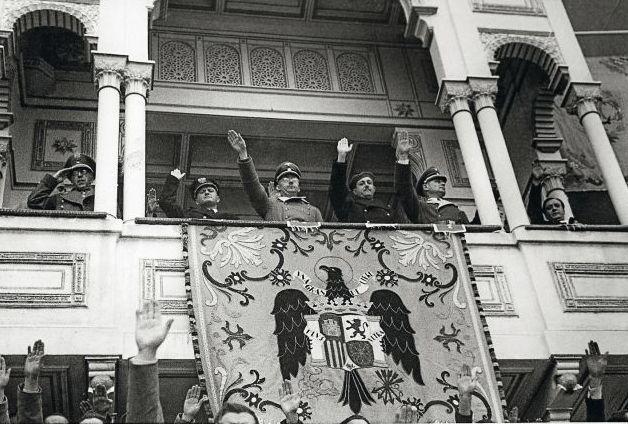 Las Ventas, un campo de concentración en el holocausto español