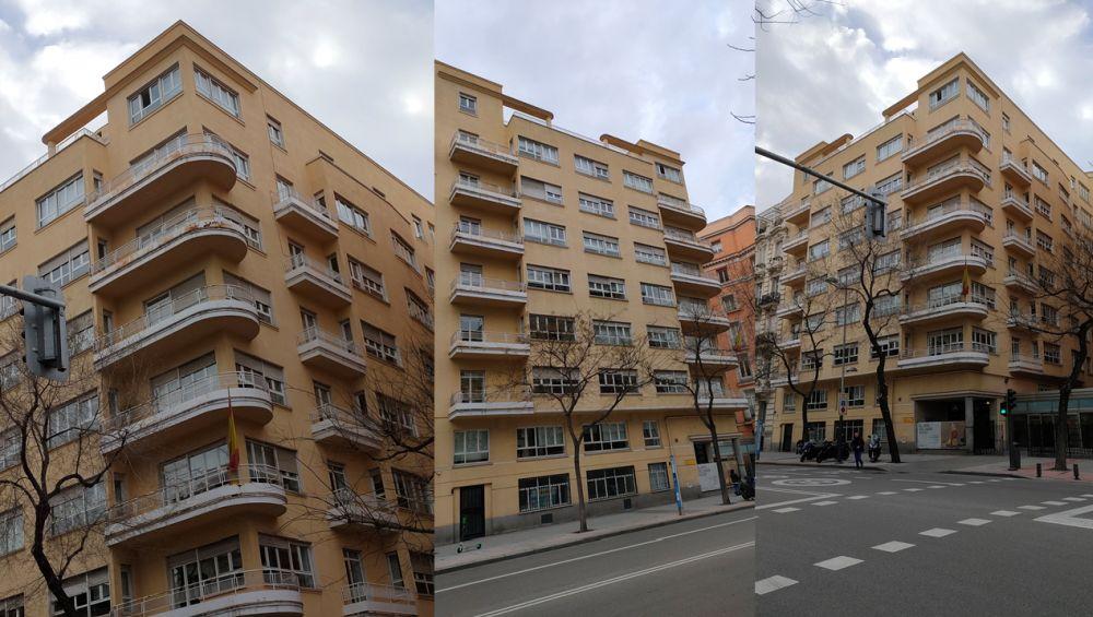 Madrid Art Decó Streamline Moderne en la calle Almagro