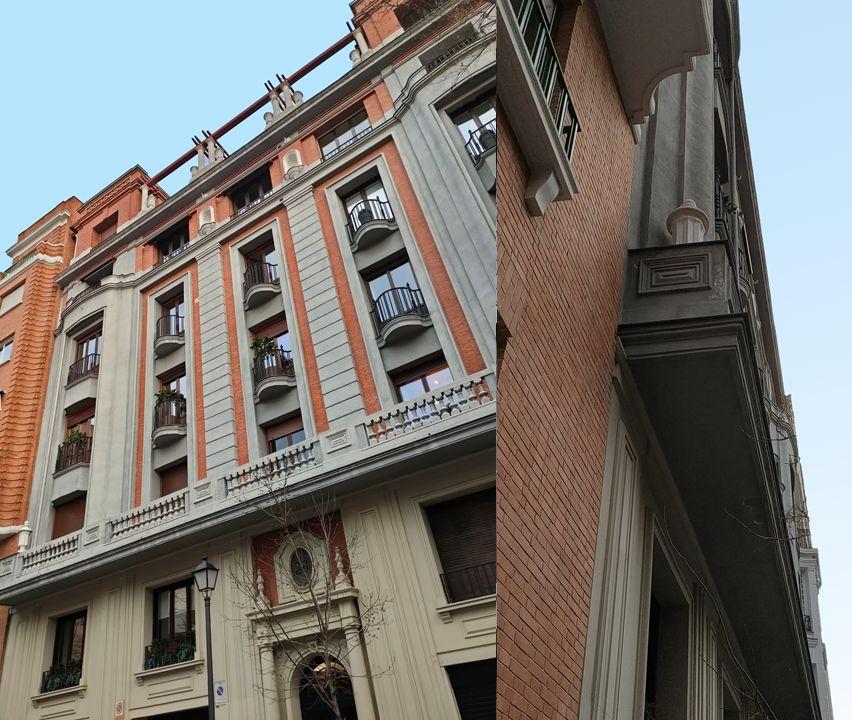 Madrid Art Decó en Monte Esquinza 26