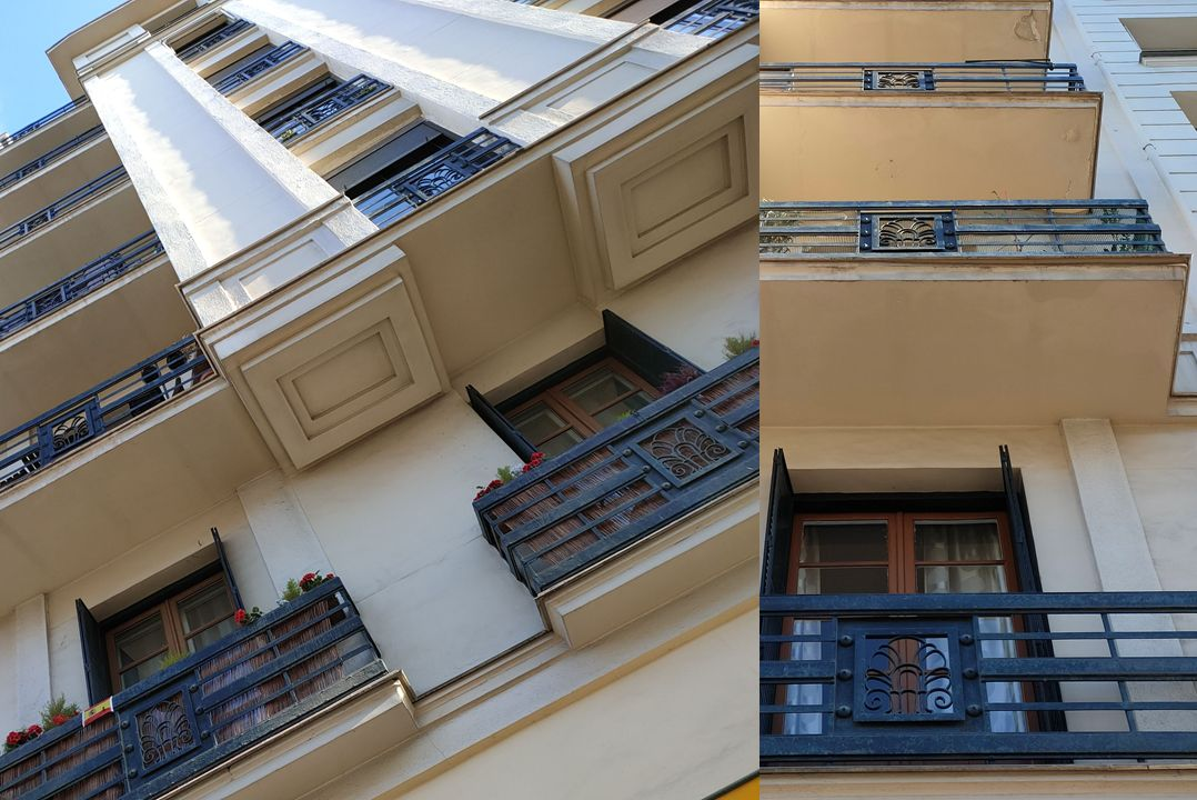 Madrid Art Decó en avenida Reina Victoria 49
