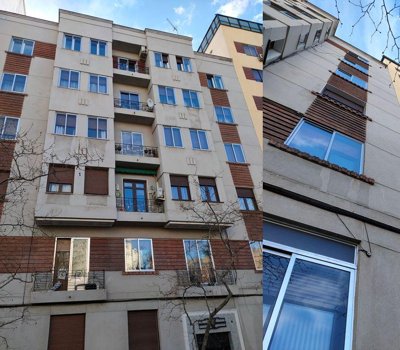 Madrid Art Decó en avenida de Pablo Iglesias