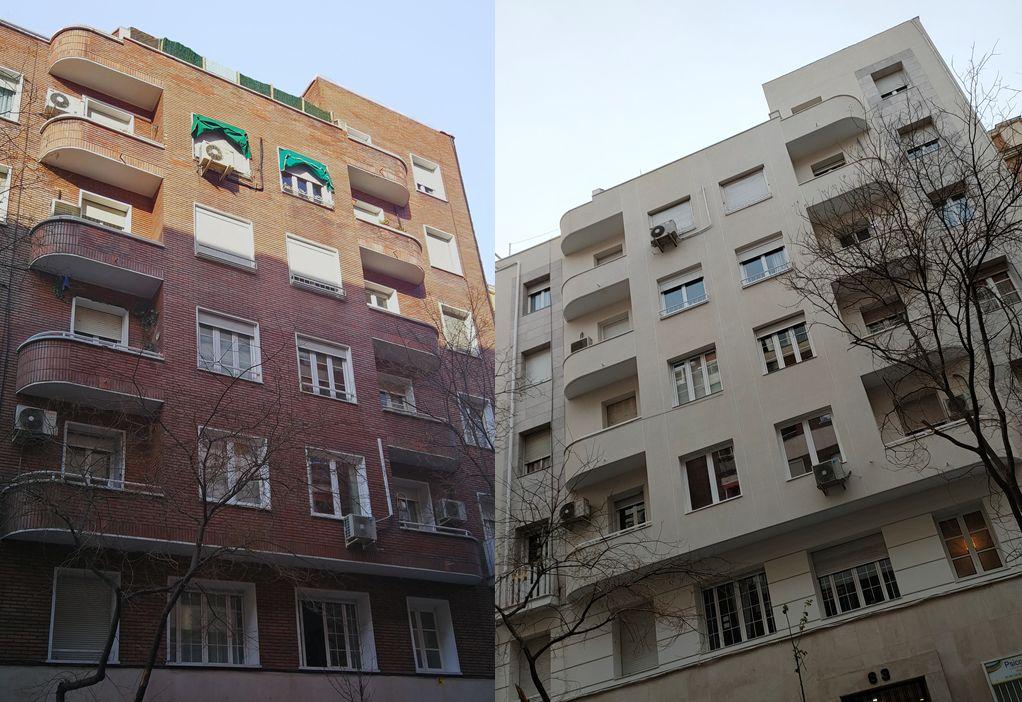 Madrid Art Decó en la calle Alonso Cano 63
