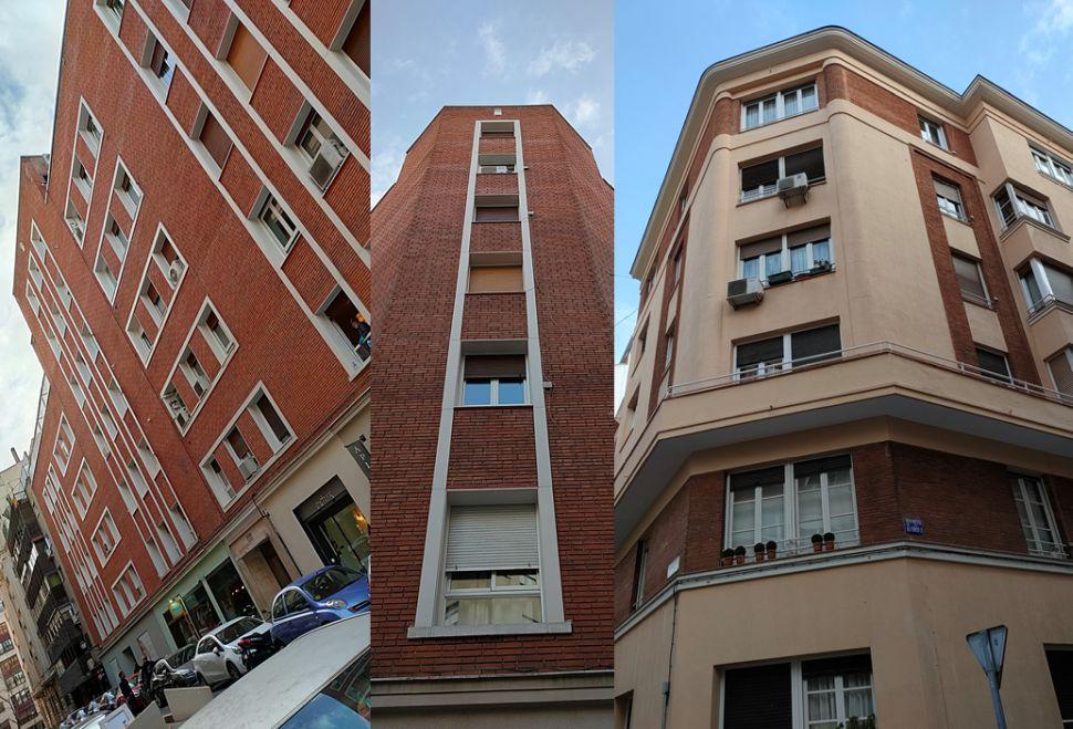 Madrid Art Decó en la calle Rafael Calvo