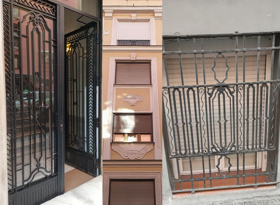 Madrid Art Decó opulento en Modesto Lafuente 3
