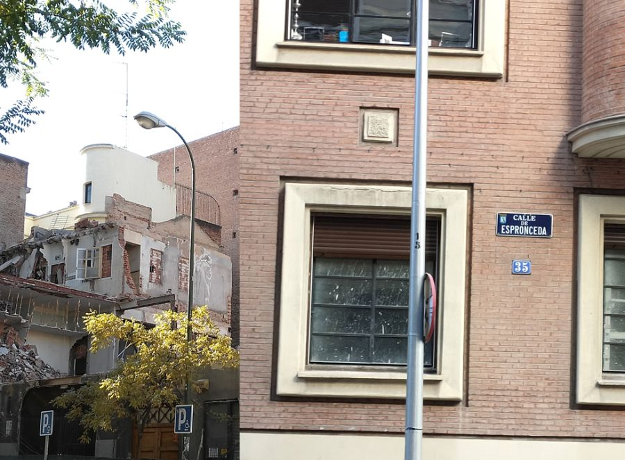 Madrid de Luis Gutiérrez Soto en Chamberí