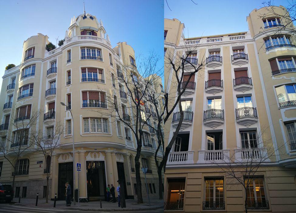 Marqués de Riscal 9 es Madrid Art Decó