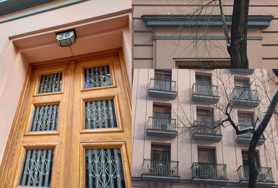 Miguel Ángel 26 es Madrid Art Decó