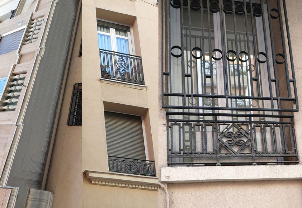 Modesto Lafuente 5 es Madrid Art Decó en el barrio de Almagro