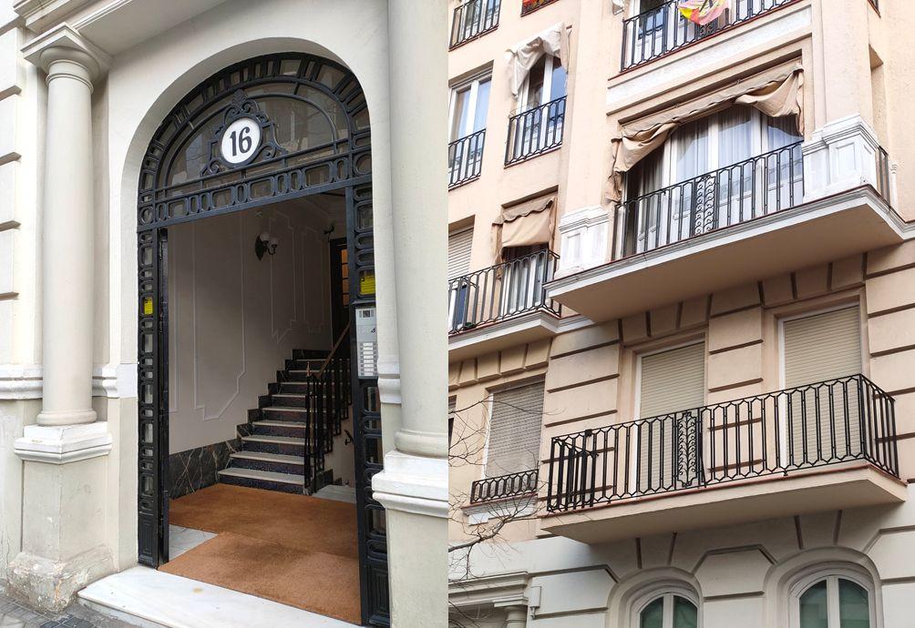 Monte Esquinza 16 es Madrid Art Decó