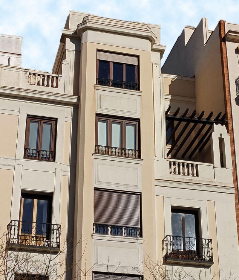 Paseo de Eduardo Dato 5 es Madrid Art Decó