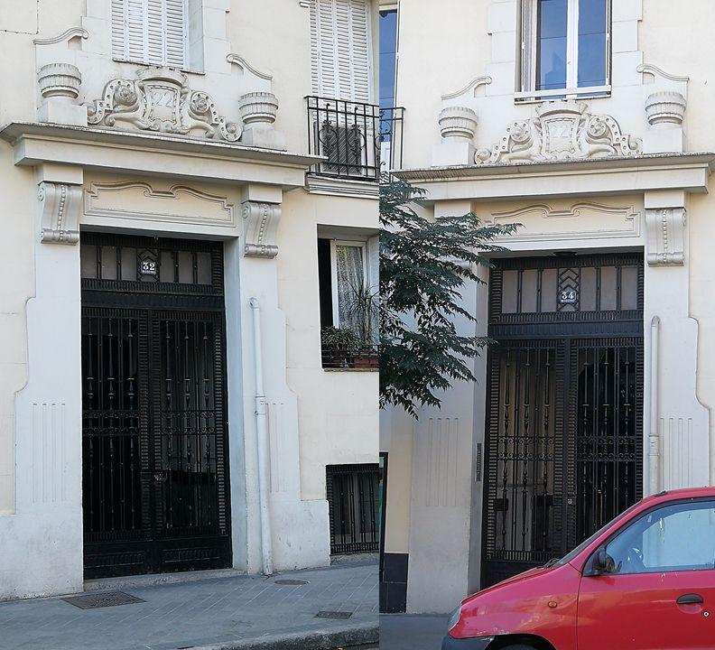 Madrid Art Decó en General Arrando