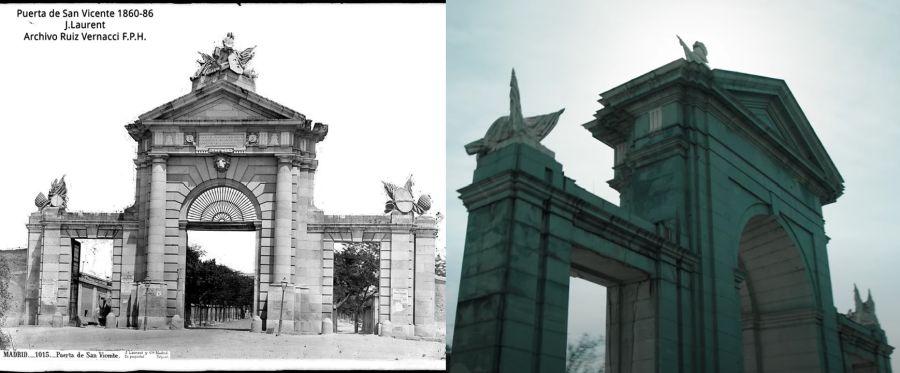 Puerta de San Vicente en Nosotros de Hijos de la Ruina Vol 3