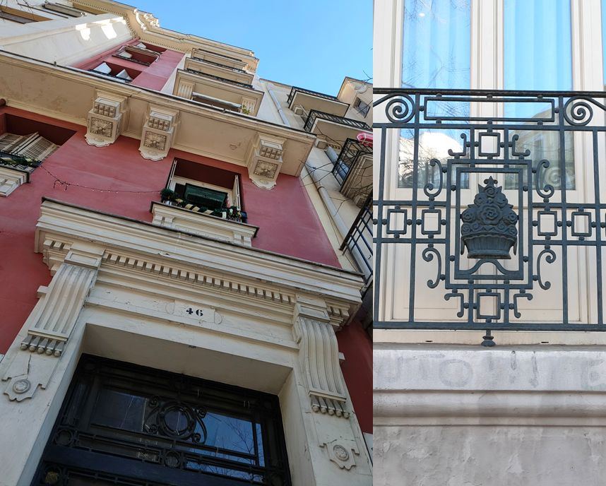 Santa Engracia 46 es Madrid Art Decó