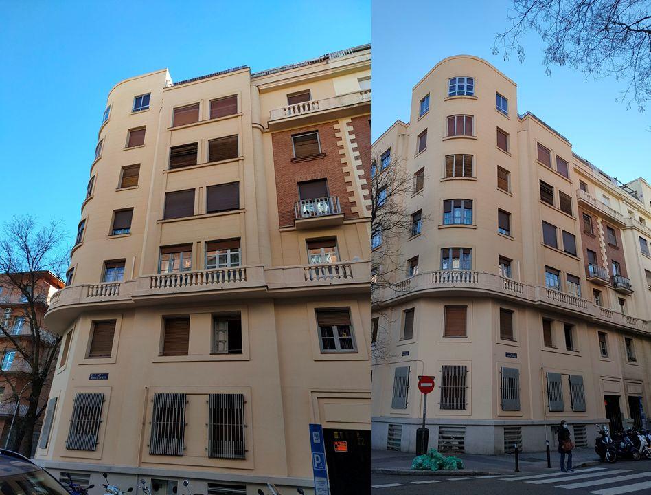 Sutil Madrid Art Decó Streamline Moderne en Modesto Lafuente 12