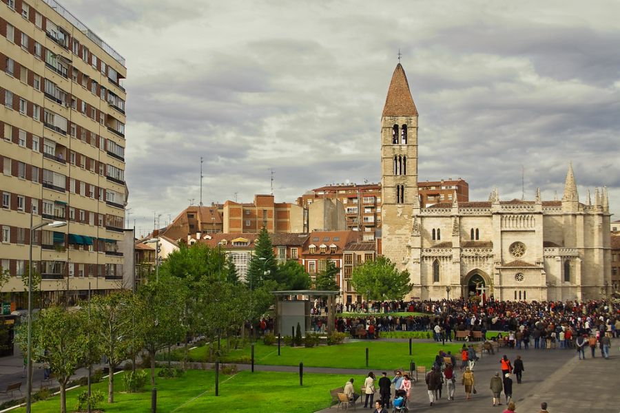 Valladolid en El club de los olvidados de Jesús Barrio Caamaño