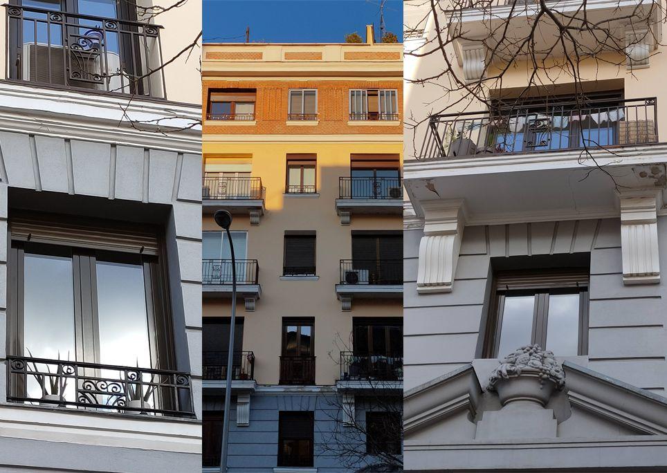 Zigzags, jarrones y fruteros Art Decó en Santa Engracia