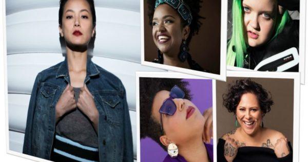 5 cantantes lesbianas visibles y sus últimos discos