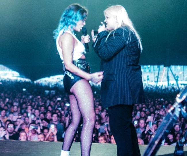 ALMA y Tove Lo en concierto