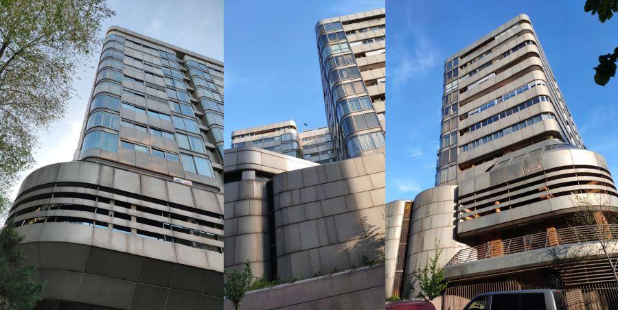 Arquitectura brutalista en el vídeo de Maldito de The Parrots