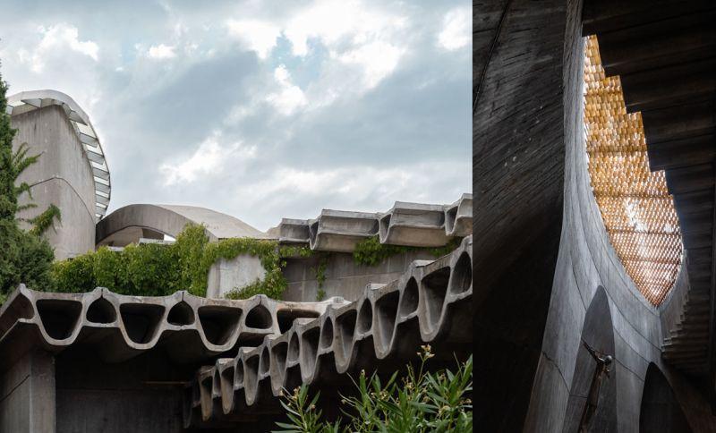 Brutalismo en la arquitectura de Madrid