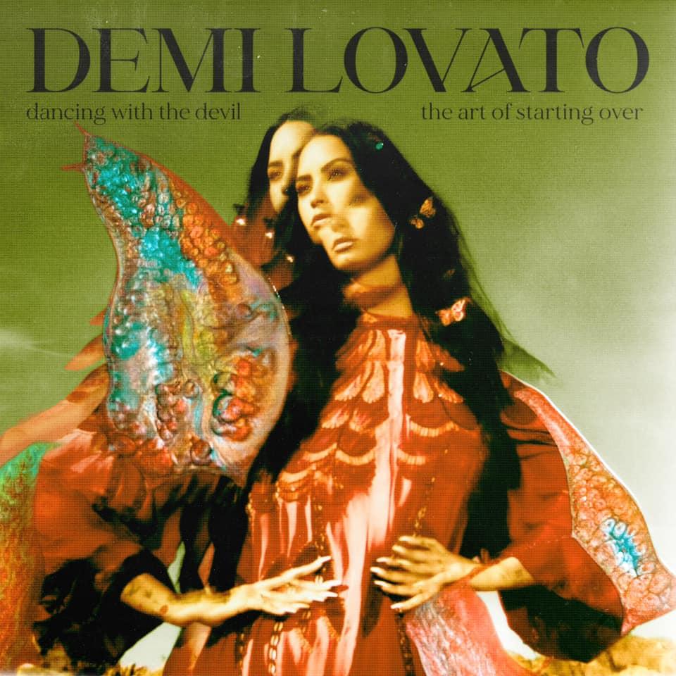 Crítica del disco Dancing with the Devil... the Art of Starting Over de Demi Lovato