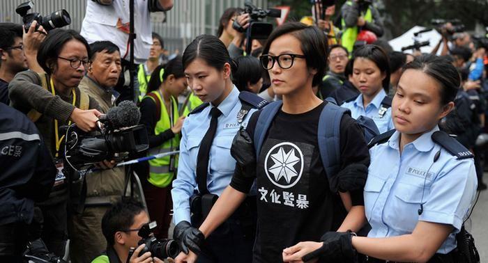 Denise Ho activista pro democracia y derechos LGTBI