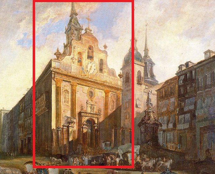 Edificios de Madrid con historia compleja: la iglesia del Buen Suceso