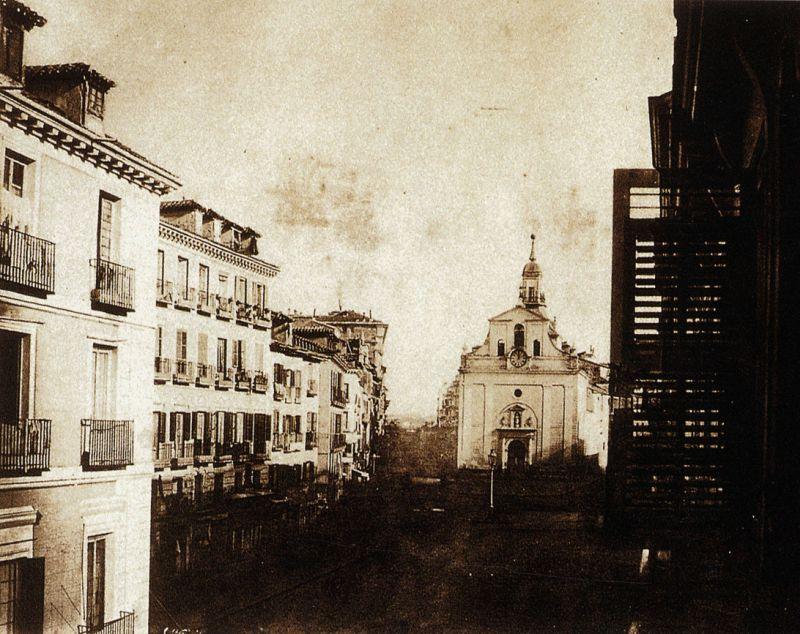 Iglesia del Buen Suceso de Madrid, ligada a The Parrots y C Tangana