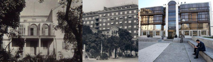 Quinta de Bruguera, entre los palacios desaparecidos de Madrid