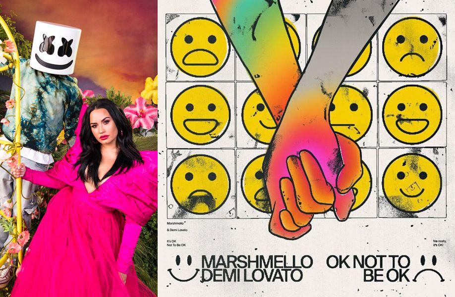 The Art of Starting Over de Demi Lovato y Marshmello