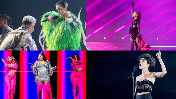Canciones de Eurovisión 2021 en la final