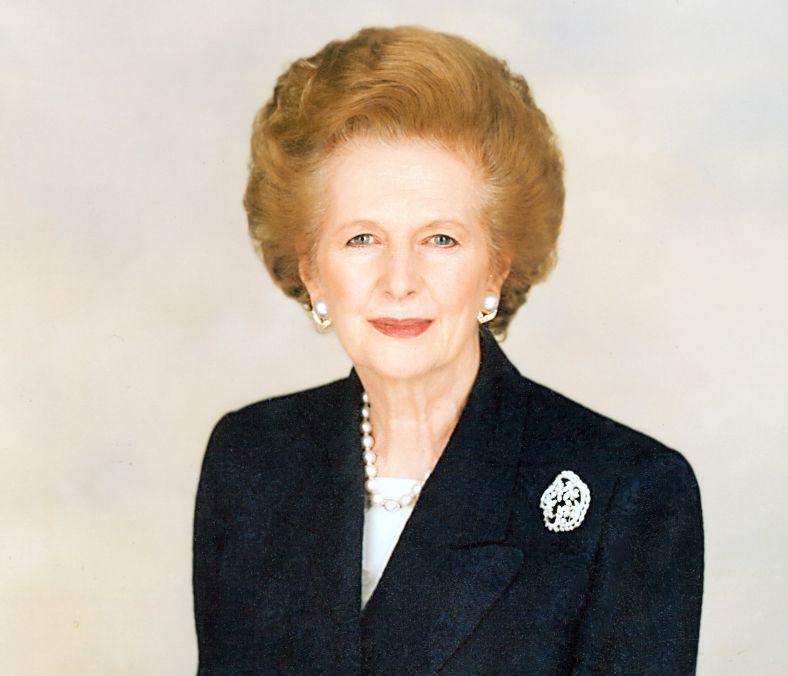 Margaret Thatcher y el neoliberalismo en Reino Unido