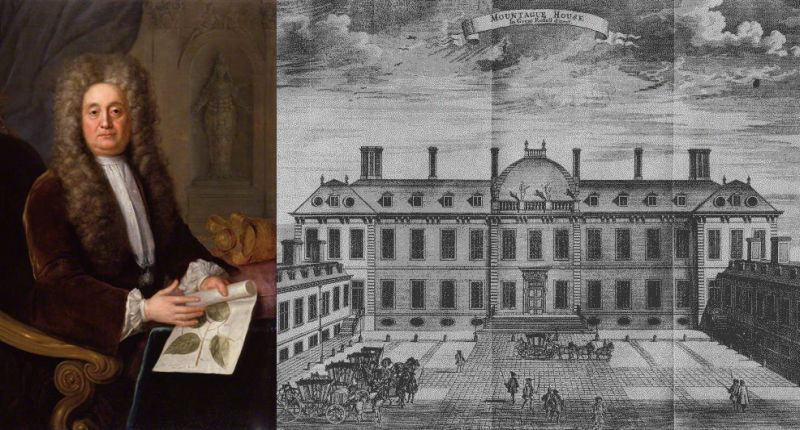 Museo de Historia Natural de Londres y Sir Hans Sloane