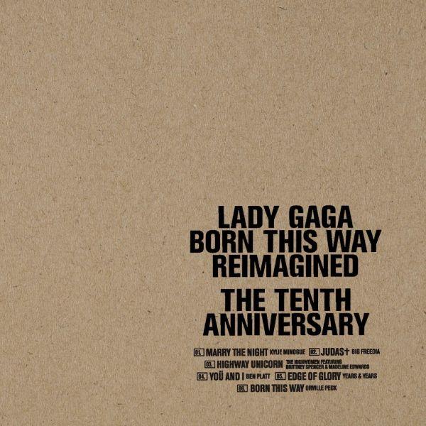 Crítica Born This Way The Tenth Anniversary de Lady Gaga