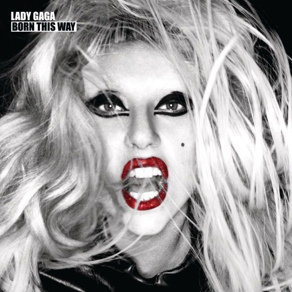 Edición internacional Born This Way Lady Gaga