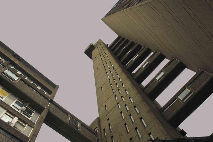 Edificios streets in the sky en Londres