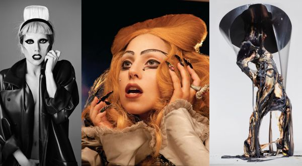 Lady Gaga es flamboyant en Born This Way
