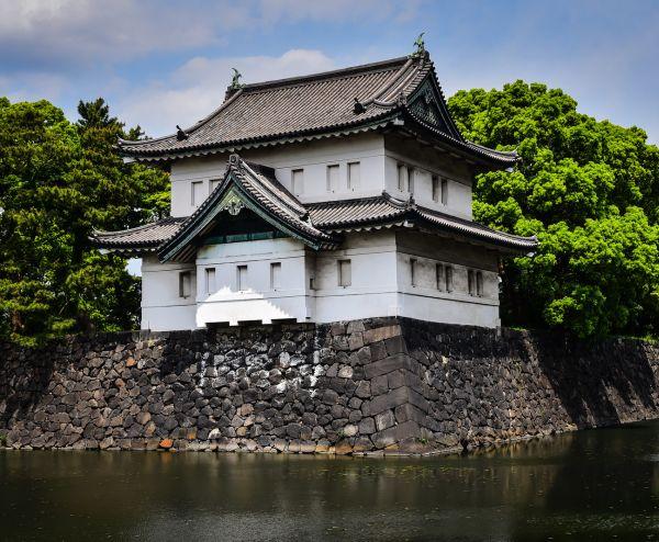 Arquitectura de Tokio: Palacio Imperial