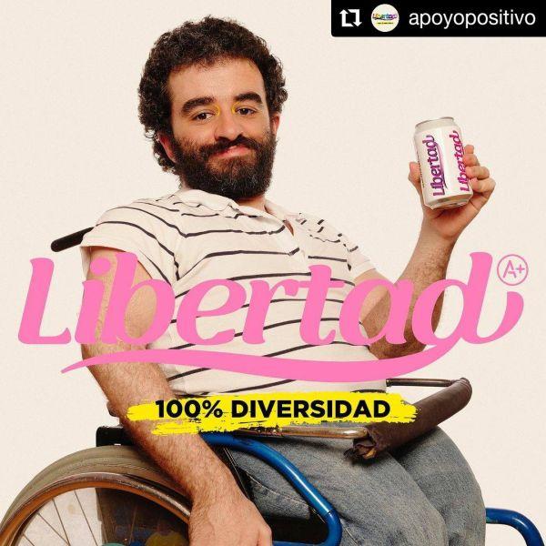 Arturo Góngora Fort, discafobia y Orgullo LGTBIQA