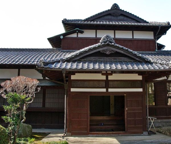 Arquitectura de Tokio: Casa Kyu Asakura
