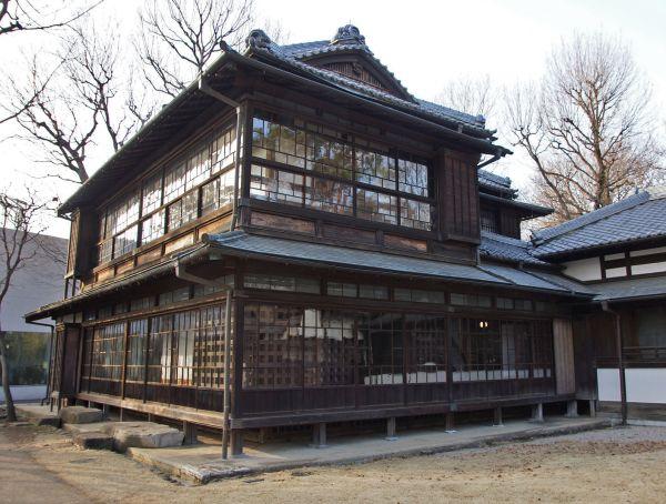 Casa de Takahashi Korekiyo