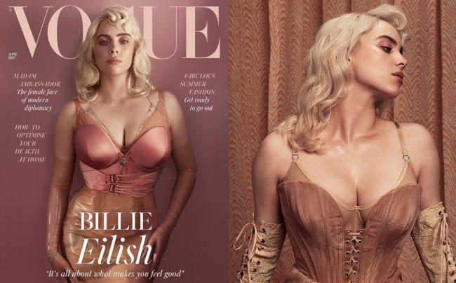 Happier Than Ever de Billie Eilish y la cosificación femenina