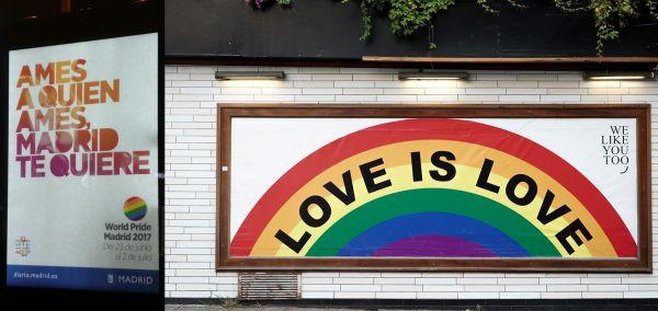 Love is Love, apoyo superficial al Orgullo LGTBIQA